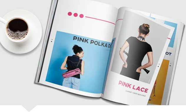 A4 Stapled Brochures