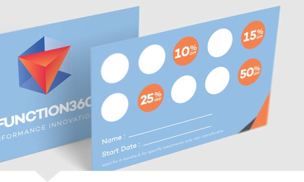 Uncoated Loyalty Cards
