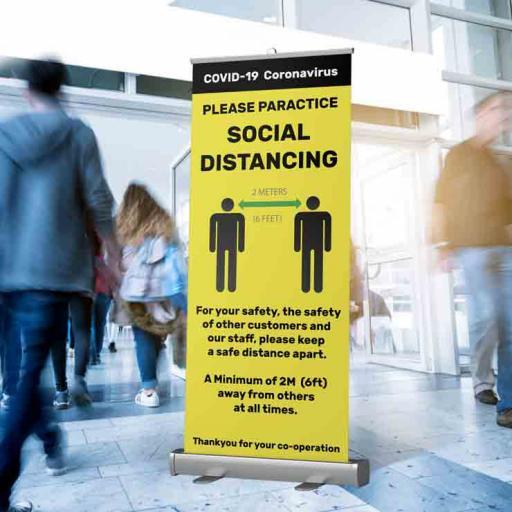 Social-Distancing-Roller-Banner